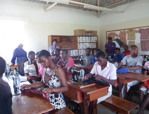 Weerzien en afscheid in Malawi