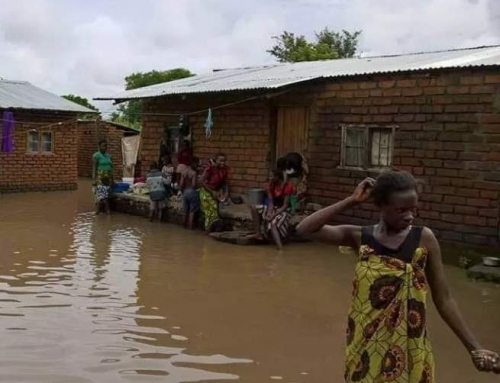 Heftige regenval in het zuiden van Malawi