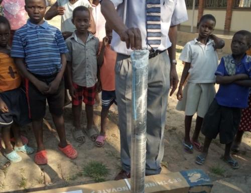 Watervoorziening in Maryview